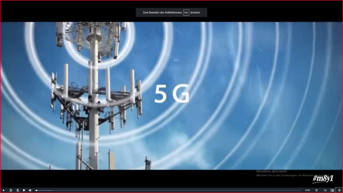 5 G Antenne