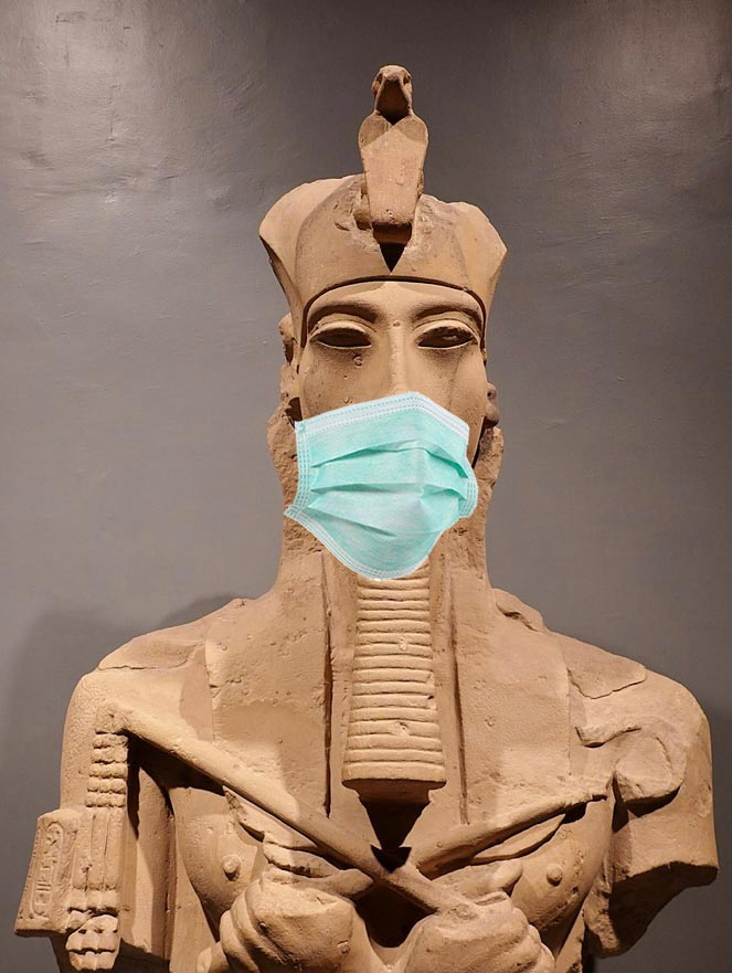 Der Fluch der Maske