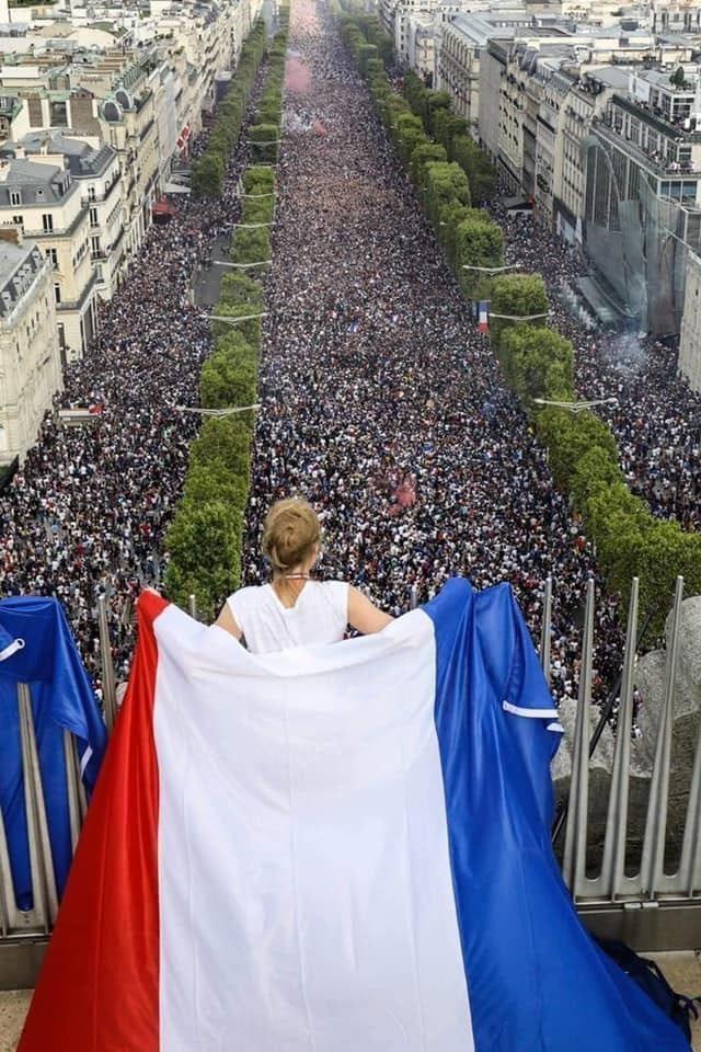 Franzosen ebnen den Weg